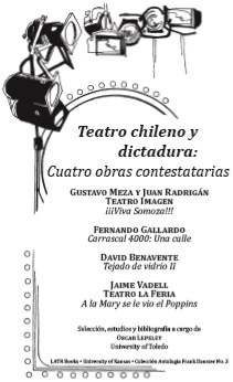 Teatro chilenos y dictadura cover